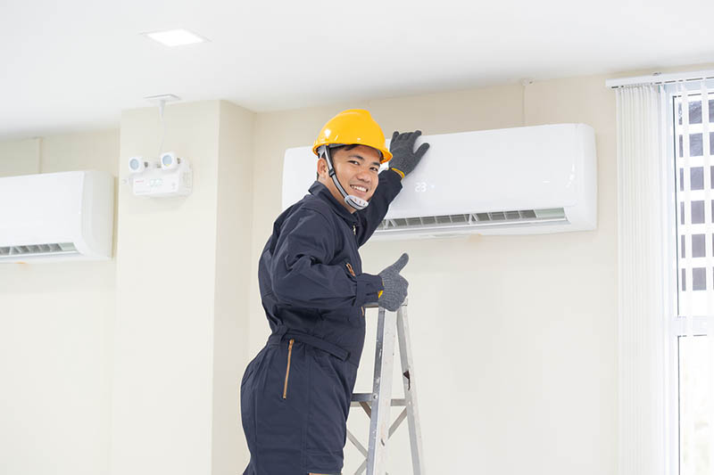 Installing Air Conditioning in Hollywood