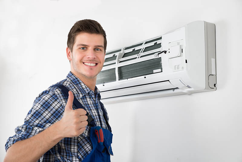 the Right AC Installer in Hollywood