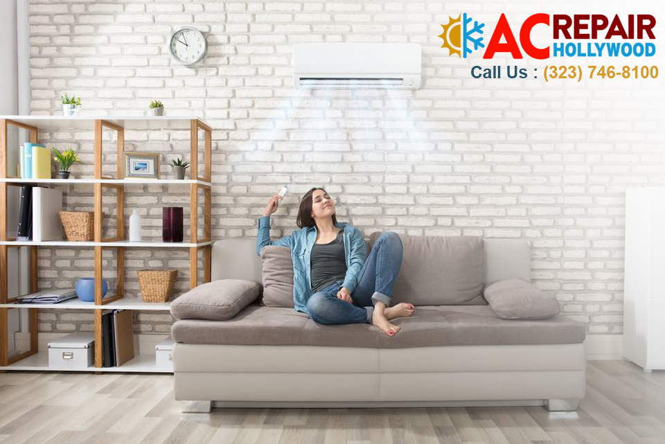 an AC Repair in Hollywood