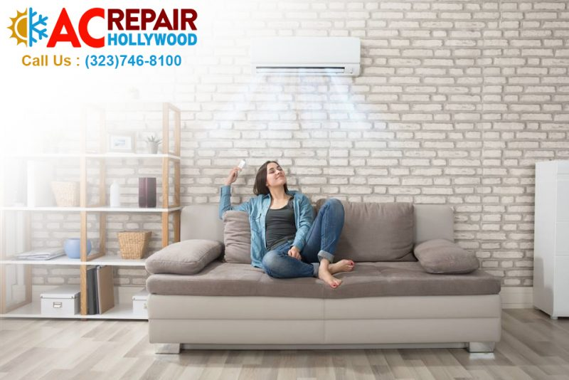 AC repair in Hollywood